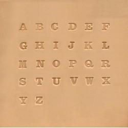 Сет щампи: Азбука - Modern