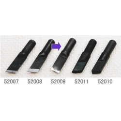 Право острие за нож за гравиране