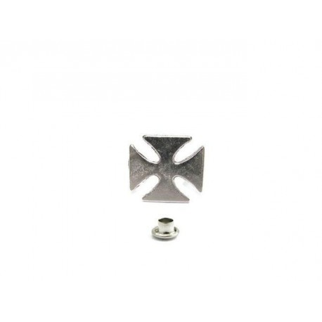 Декоративен рапид - малтийски кръст 14x14мм