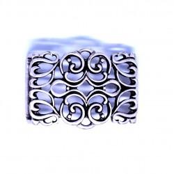 Катарама 40 мм антично сребро