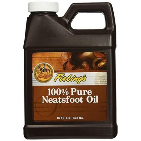 100% Натурално масло за кожа, Neatsfoot 473 мл