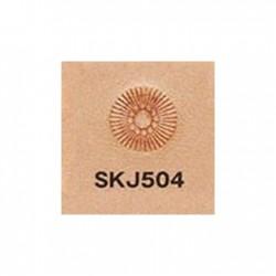 Щампа J504 център на цвете
