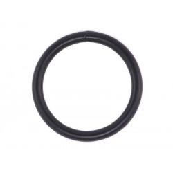 Стоманен пръстен / халка 15/3,0 мм - черен