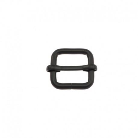 Регулатор подвижен - черен никел 20/19 мм
