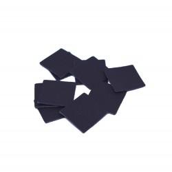 Кожени форми квадрат - черен 10 бр./ 30/30 мм