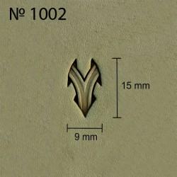 Щампа за кожа 1002