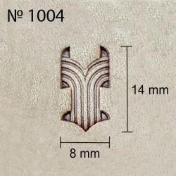 Щампа за кожа 1004