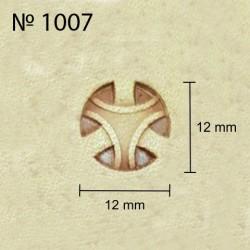 Щампа за кожа 1007