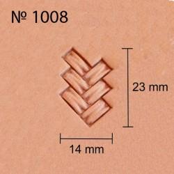 Щампа за кожа 1008