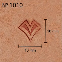 Щампа за кожа 1010