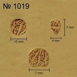 Щампа за кожа 1019