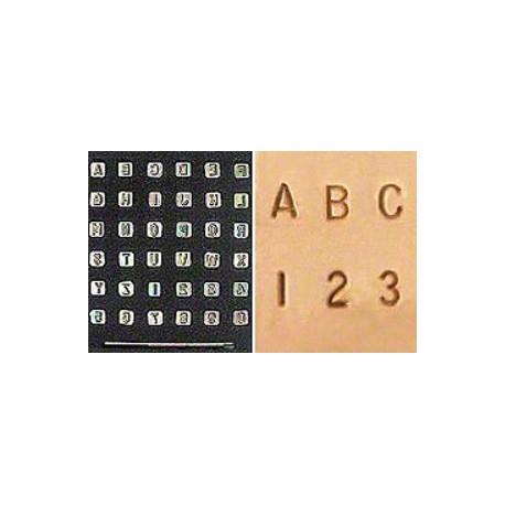 Сет щампи: Азбука - OPEN Code