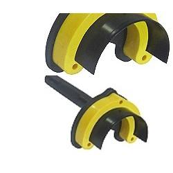V - образна щанца 40мм за колани, каишки, ленти