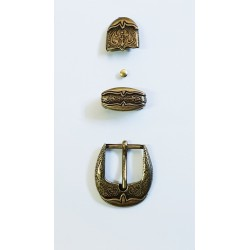 Катарама с орнаменти 3 части 25мм