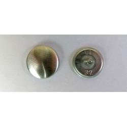 500бр. Копчета за обличане L32 - метален гръб