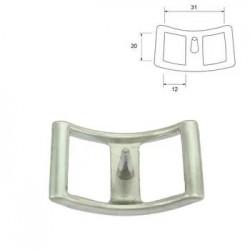 Вита катарама 20 мм - Хром