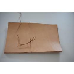 Телешки бланк растително дъбен 3.2 мм, A4