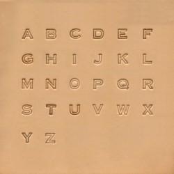 Сет щампи: Азбука - Block